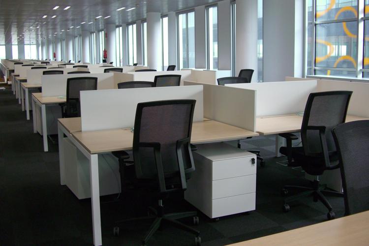 Oficinas centrales colttelecom artis for Oficina empleo lleida